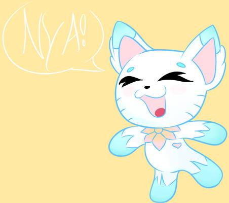 Cat Warmup doodle