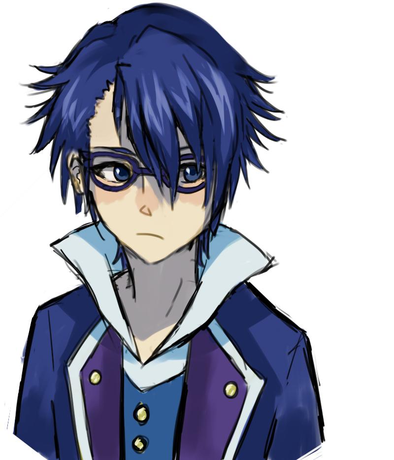 fushimi by inazumaniac