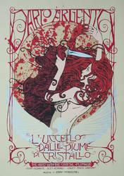 DARIO ARGENTO poster serie by malleusdelic