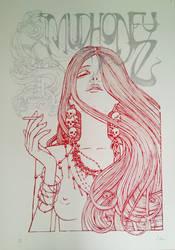 Mudhoney 2013 by malleusdelic