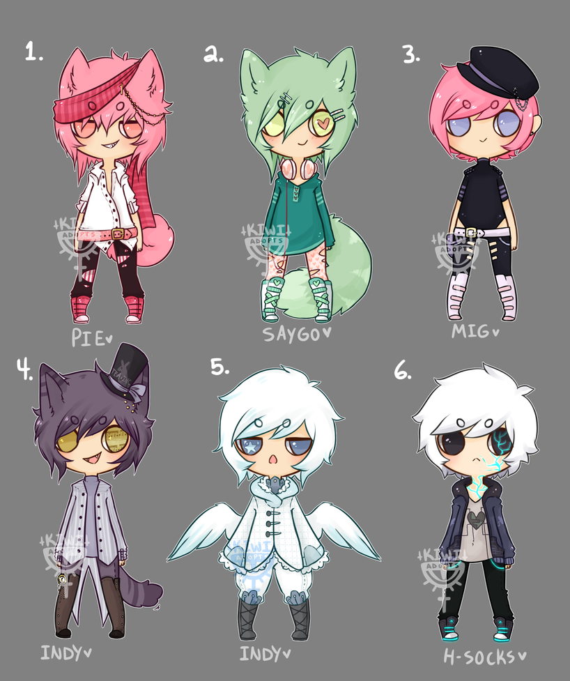 E-CUSTOMS by Kiwi-adopts