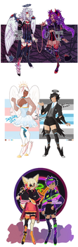 LGBTQ+ CHARITY COUPLES AUCTION 1- {CLOSED}