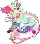 Between the moon and the stars - Adopt closed