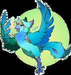 Singing Bird - Commish