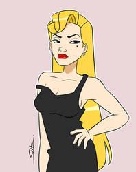 Classy Helga by get-Seth