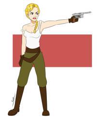 Helga Sinclair by get-Seth