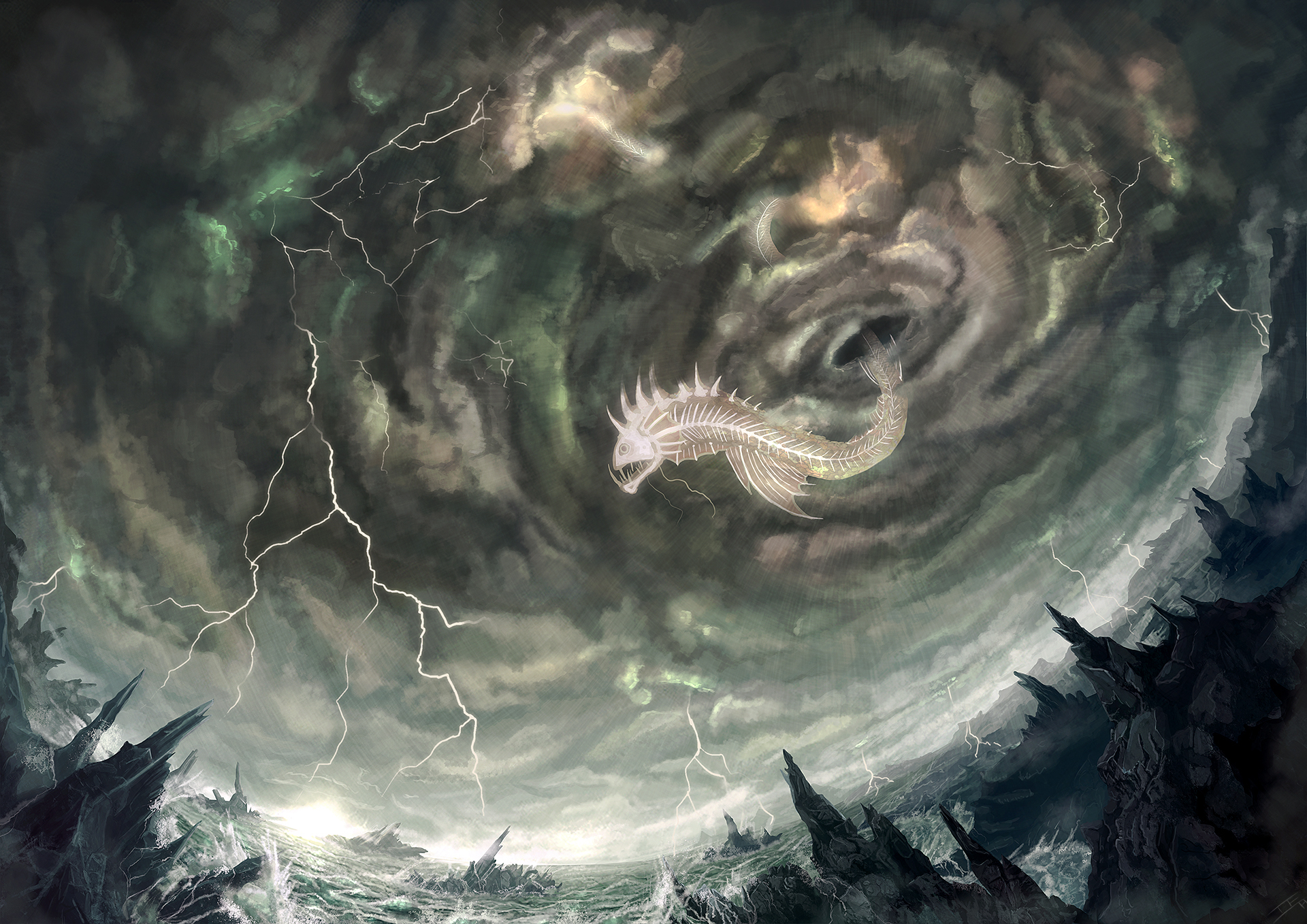The Maelstrom by mistermojo28