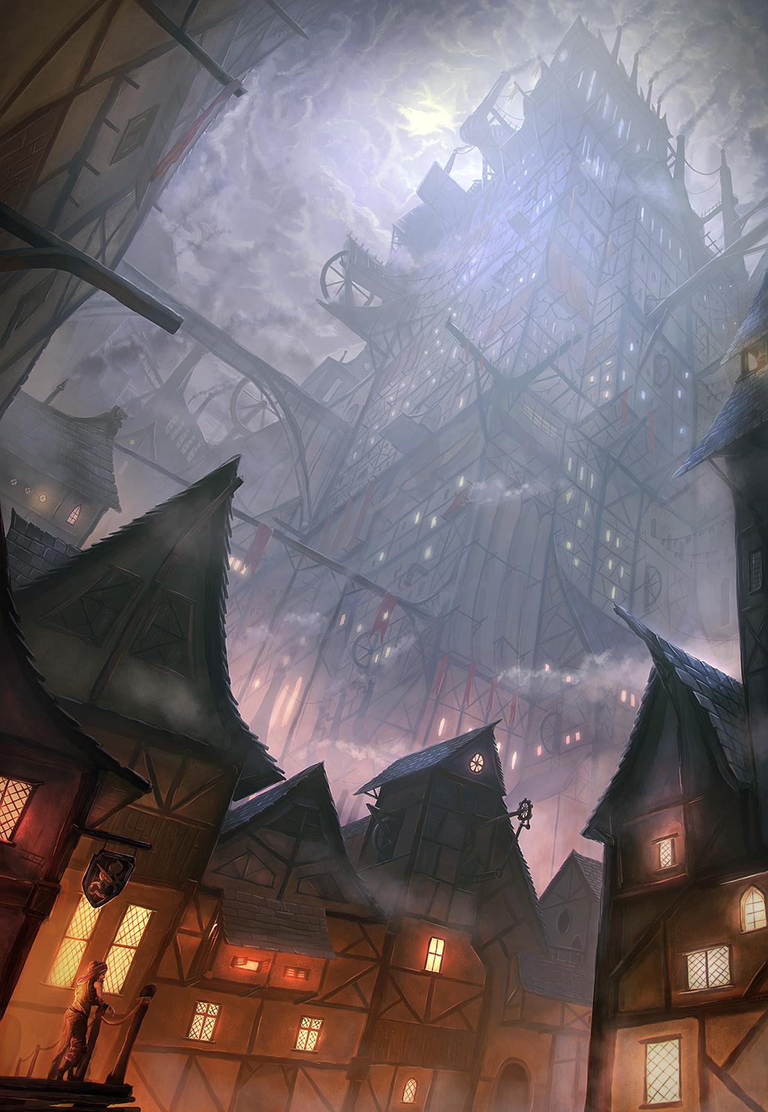 House Lyr (v2) by mistermojo28