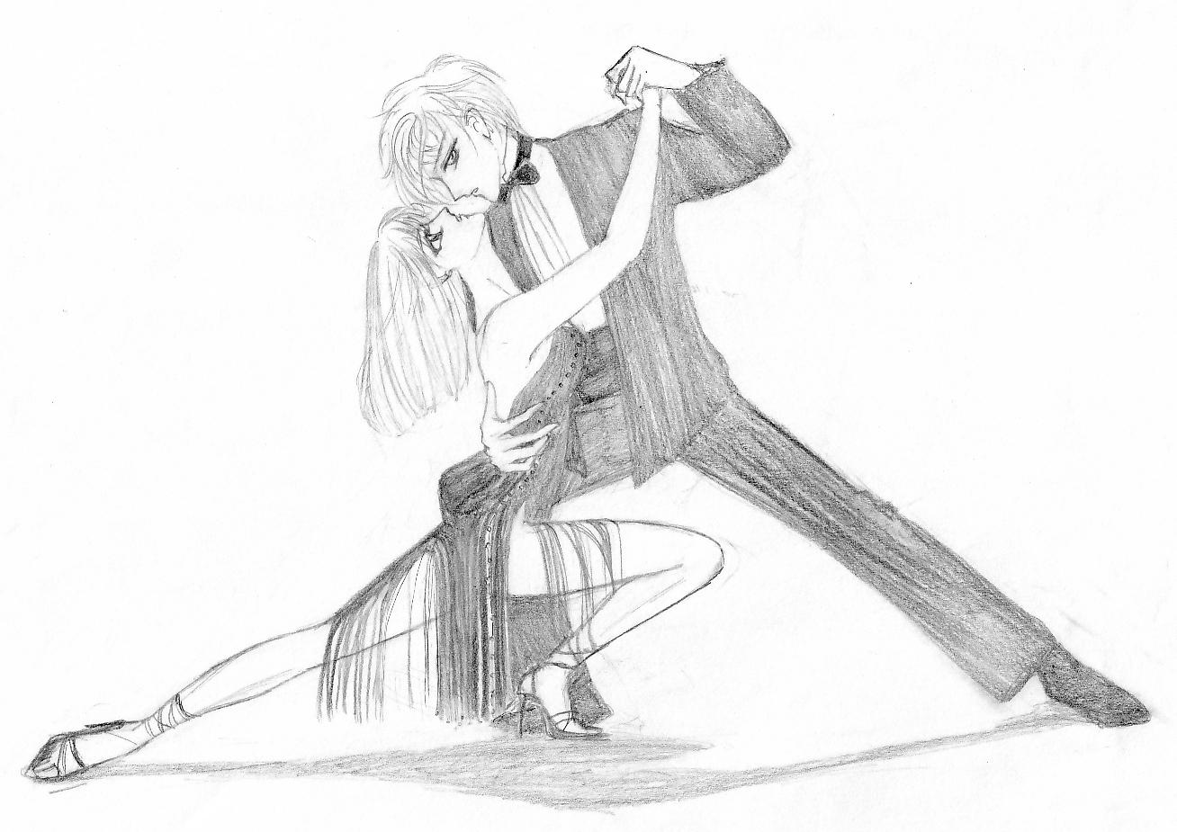 It's just a graphic of Current Balllroom Dancing Refrence Drawing