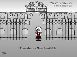 Little Visconte: Timeshares by masterxodin