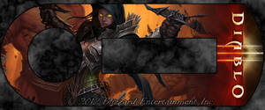 Blizzard Authenticator - Demon Hunter by masterxodin
