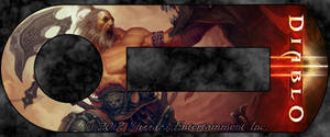Blizzard Authenticator - Barbarian by masterxodin