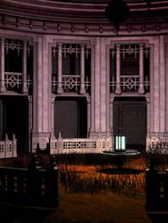 Console Room of The Mason's Tardis