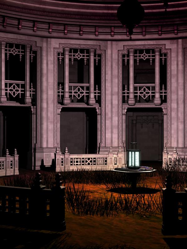 Console Room of The Mason's Tardis by masterxodin