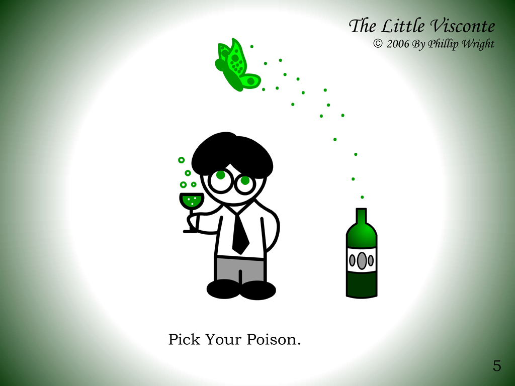 The Little Visconte: Poison by masterxodin