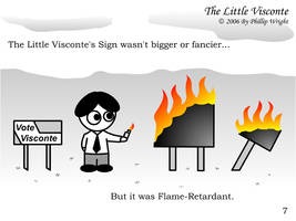 The Little Visconte: Signs by masterxodin