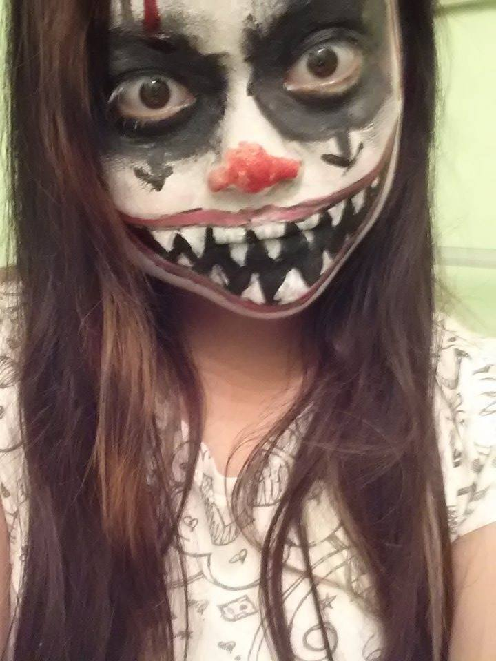 Scary Asian Lady