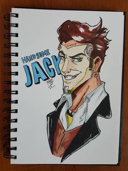 Day 183 Handsome jack