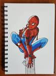 Day 208 Spider man