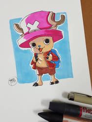 Day 259 Chopper by TomatoStyles
