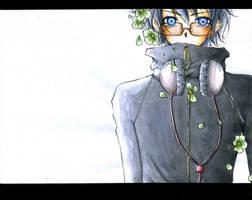 First Flower by Yoki-fox-C