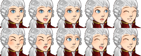 Mozart faceset by Mewsol