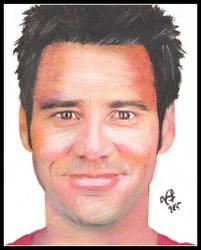 Jim Carrey by breadzilla