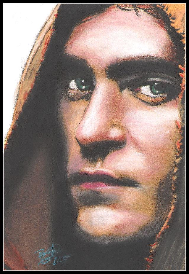 Joaquin Phoenix by breadzilla