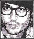 Johnny Depp - ink 2