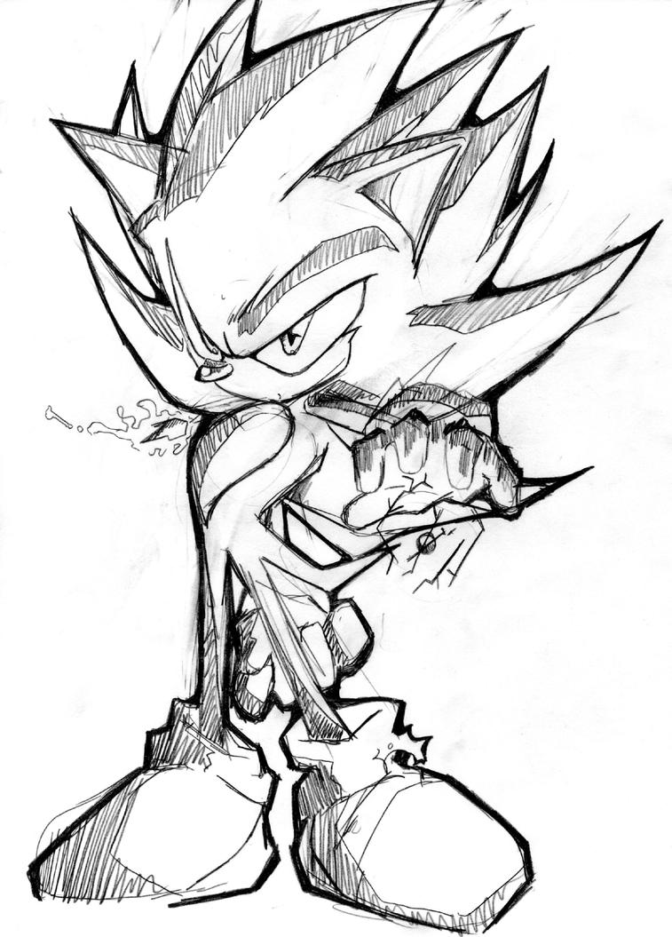 Mental spikes Sonic by Haysey84 on DeviantArt