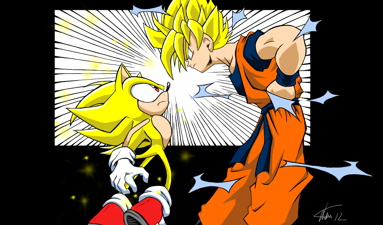 [تصویر:  super_sonic_vs_super_sayian_goku_by_hays...5cz6l5.png]