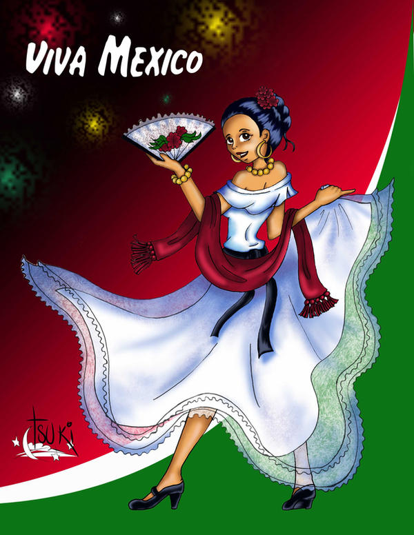 Viva Mexico y Veracruz by Akriel on DeviantArt