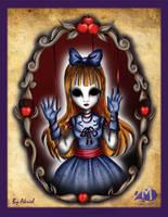 apple doll 03 by Akriel