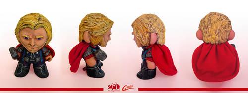 Thor by Akriel
