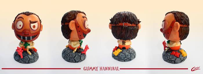 Wooden Toy Gummy Hannibal