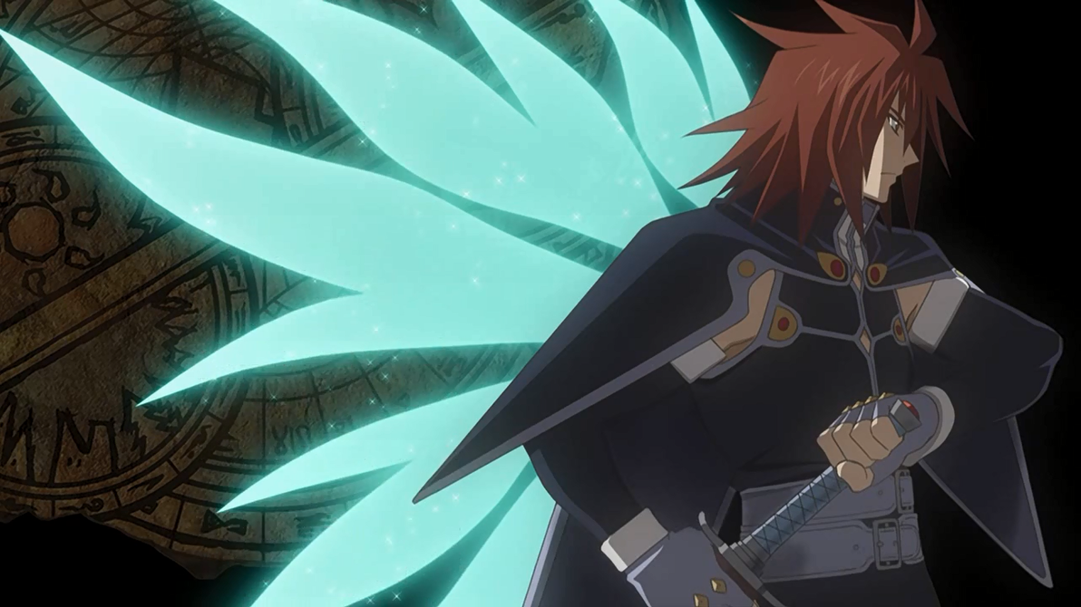 Tales Of Symphonia Hd Kratos Background 16 9 By Vivisaphira On