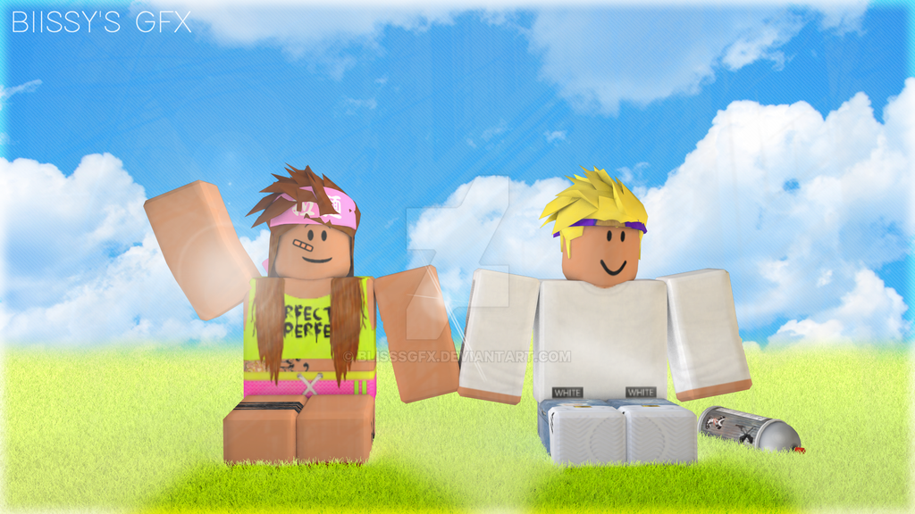 Roblox Edit Wallpaper Request By Blisssgfx On Deviantart