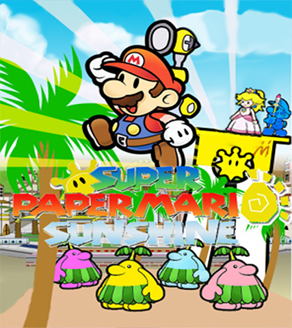 Super Paper Mario Sunshine