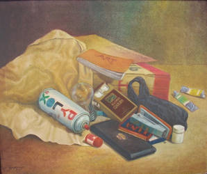 Still Life by yons26