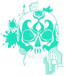 Skull Design2
