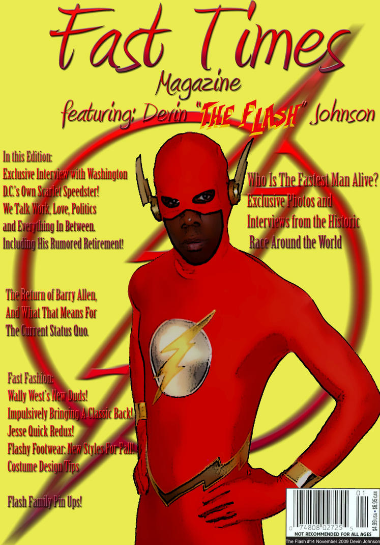 The Flash 14: Fast Times by FastestFanAlive