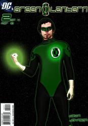 Green Lantern v2 1 by FastestFanAlive