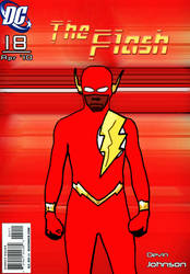 The Flash 18 by FastestFanAlive