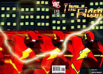 The Flash 19 by FastestFanAlive