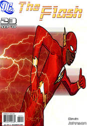 The Flash 23: Lightning Fusion by FastestFanAlive
