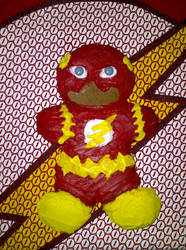 Gingerbread Flash 1.0 Barry by FastestFanAlive