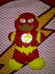 Ginger Flash 2.0 Wally by FastestFanAlive