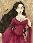 Arwen, Pining