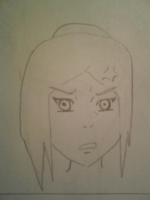 Ai Uchiha ^^ My original character by RonnieWoods