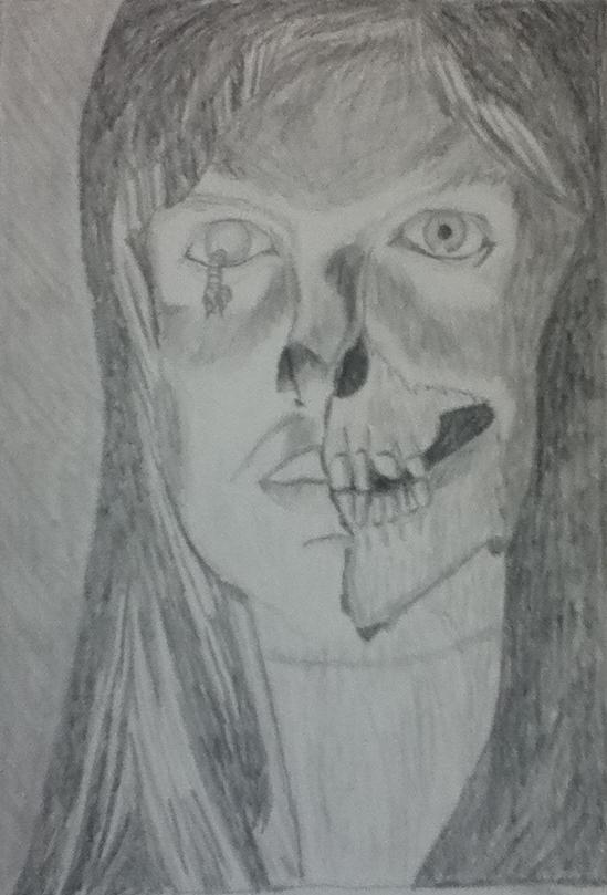 The Zombie by Arachnakid